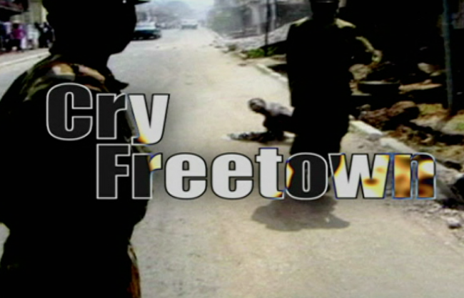 Cry-Freetown
